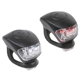 Ventura Cobra IV Lights with White and Red LED (Pair) (Option: Purple)