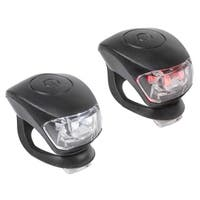 Ventura Cobra IV Lights with White and Red LED (Pair)