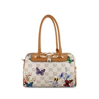 LANY Butterfly Too Satchel Handbag
