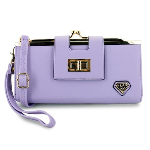5600d52227 Buy Purple Clutches & Evening Bags Online at Overstock | Our Best ...