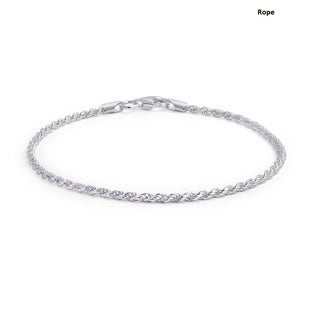 Isla Dark Small Bangle - 64 cm (Medium) mmhwPrfS