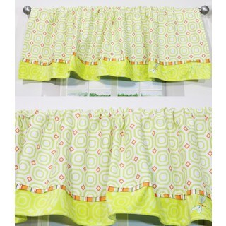 Nurture ABC Friends Valances, 2 Window Saver Pack