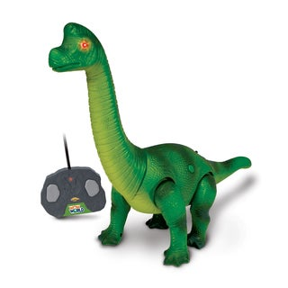 NKOK Wow World Brachiosaurus Dinosaur Remote Control Toy