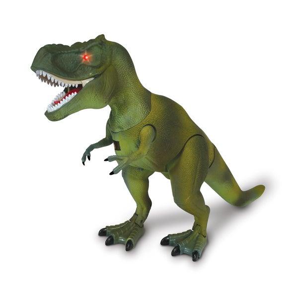 NKOK Wow World T-REX Dinosaur Figure (Lights Up)