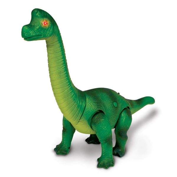 NKOK WowWorld Brachiosaurus Dinosaur Figure (Lights Up)