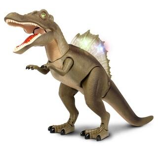 NKOK WowWorld Spinosaurus Dinosaur Figure (Lights Up)