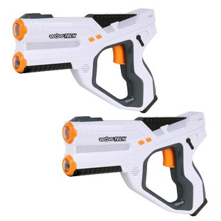 NKOK WowTech IR Galactic Laser Tag 4-Team Space Blasters Toy