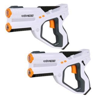 NKOK WowTech IR Galactic Laser Tag 4-Team Space Blasters Toy