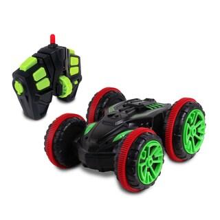 NKOK Stunt Twisterz RC Amphi-Flipster Remote Control Toy