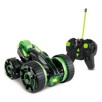 NKOK Stunt Twisterz RC Penta Twister Remote Control Toy - Colors Vary