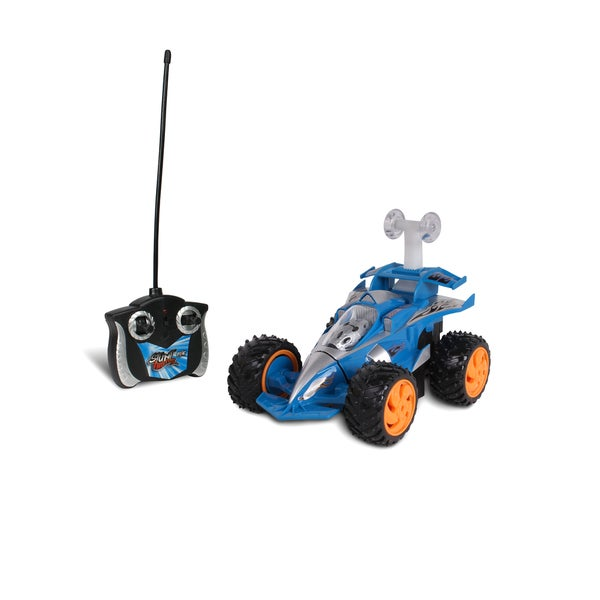 NKOK Stunt Twisterz Windstormer Remote Control Toy - Colors Vary