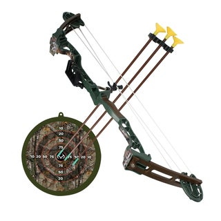 NKOK RealTree Compound Bow Set Remote Control Toy