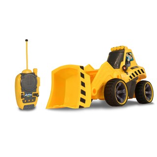 NKOK Junior Racers My First RC Wheel Loader Remote Control Toy