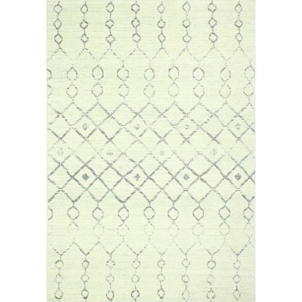 Ayana Ivory Area Rug (7'6 x 9'6)