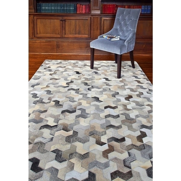 Shop Carter Cowhide Area Rug