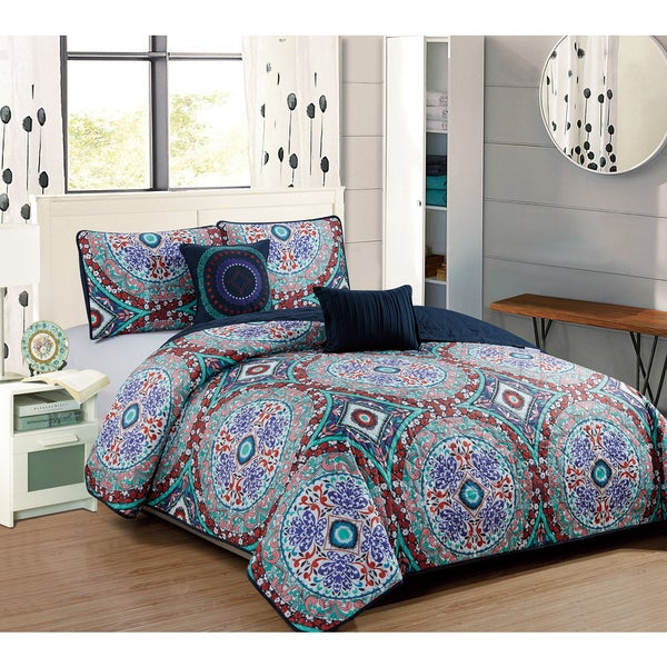 RT Designers Collection Odyssey 5-Piece Quilt Set