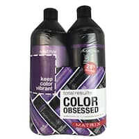 Matrix Total Results Color Obsessed 33.8-ounce Shampoo & Conditioner Duo