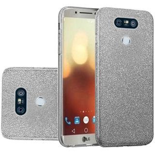 Insten Smoke Hard Snap-on Glitter Case Cover For LG G6