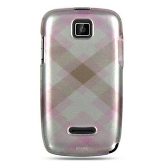 Insten Pink Hard Snap-on Rubberized Matte Case Cover For Motorola Theory WX430