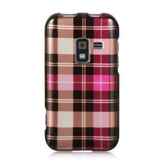 Insten Pink Hard Snap-on Rubberized Matte Case Cover For Samsung Galaxy Attain 4G SCH-R920