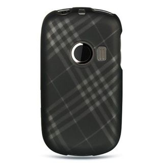 Insten Smoke Hard Snap-on Rubberized Matte Case Cover For Huawei M835
