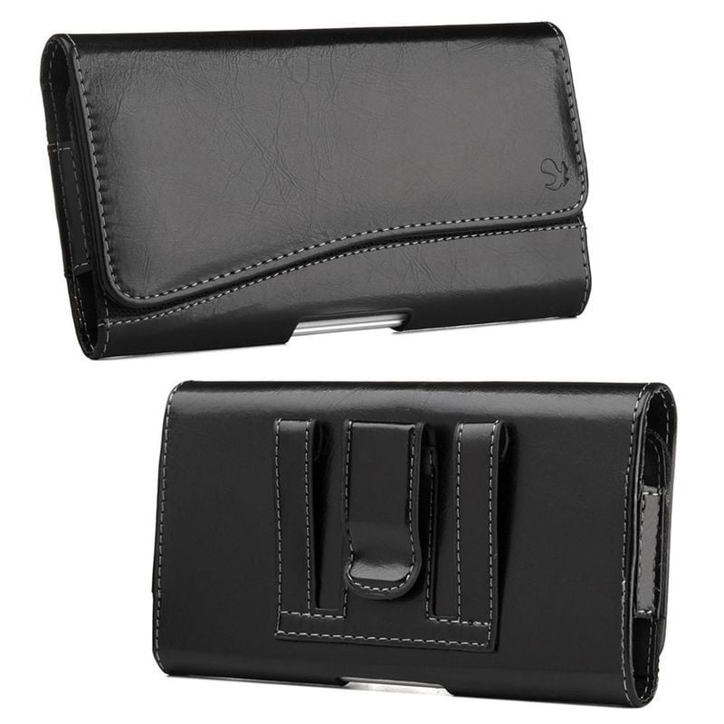 Insten Black Leather Case Cover For Samsung Galaxy Mega 6...