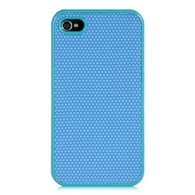 Insten Blue Hard Snap-on Rhinestone Bling Case Cover For ...