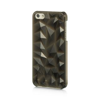 Insten Smoke Hard Snap-on Rubberized Matte Case Cover For Apple iPhone 5/5S