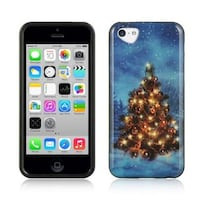Shop Insten Blue Christmas Tpu Rubber Candy Skin Case Cover For