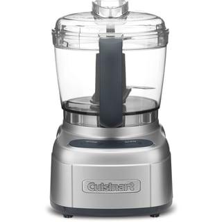 Cuisinart Elemental 4-Cup Chopper/Grinder, Stainless