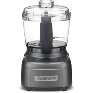 Cuisinart Elemental 4-Cup Chopper/Grinder, Dark Gray
