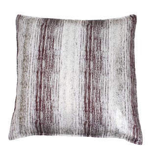 Thro Christopher 20 x 20 Metallic Jacquard Throw Pillow