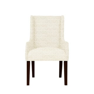 Emma Arm Chair with Cradle Fabric  608