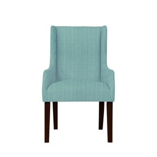 Emma Arm Chair with Grown Fabric  671