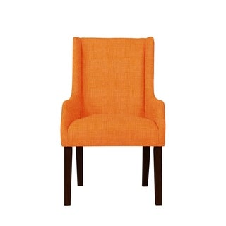 Emma Arm Chair with Hallow Fabric  685