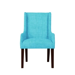 Emma Arm Chair with Hallow Fabric  680