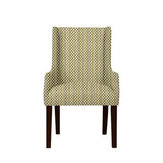 Emma Zerox Fabric Arm Chair