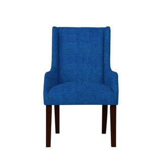 Emma Arm Chair with Hallow Fabric  684
