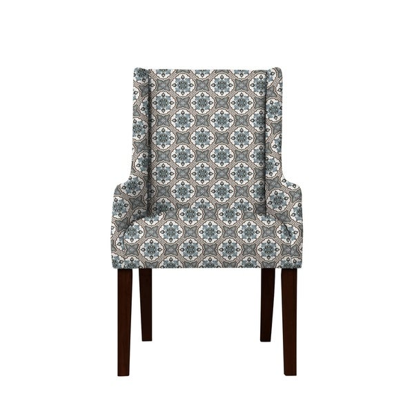 Emma Arm Chair with Isle Fabric  681