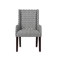 Emma Arm Chair with Daffodil Fabric  686