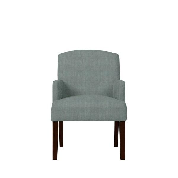 Samantha Arm Chair with Sylvia Fabric 655