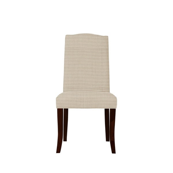 Set of 2 Martina Side Chairs with Couture Fabric  614