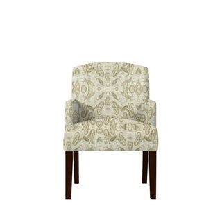 Samantha Arm Chair with Scorn Fabric 693