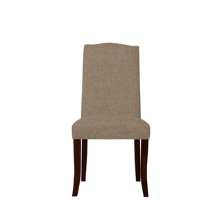 Set of 2 Martina Side Chairs with Volcano Fabric  659