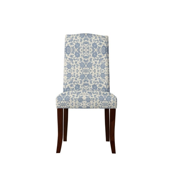 Set of 2 Martina Side Chairs with Internal Fabric 709