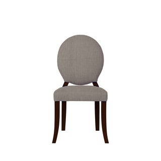 Set of 2 Isabella Side Chairs with Cantina Fabric  611
