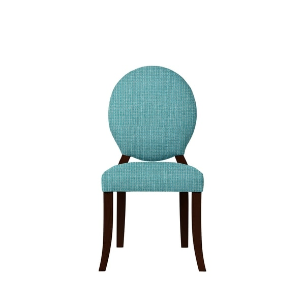 Set of 2 Isabella Side Chairs with Fantom Fabric 616