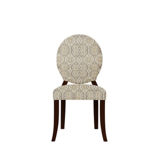 Set of 2 Isabella Side Chairs with Ignito Fabric  622