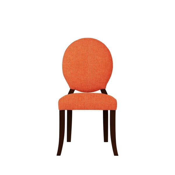 Set of 2 Isabella Side Chairs with Fantom Fabric 619