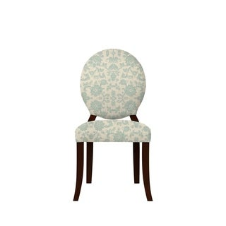 Set of 2 Isabella Side Chairs with Internal Fabric  689